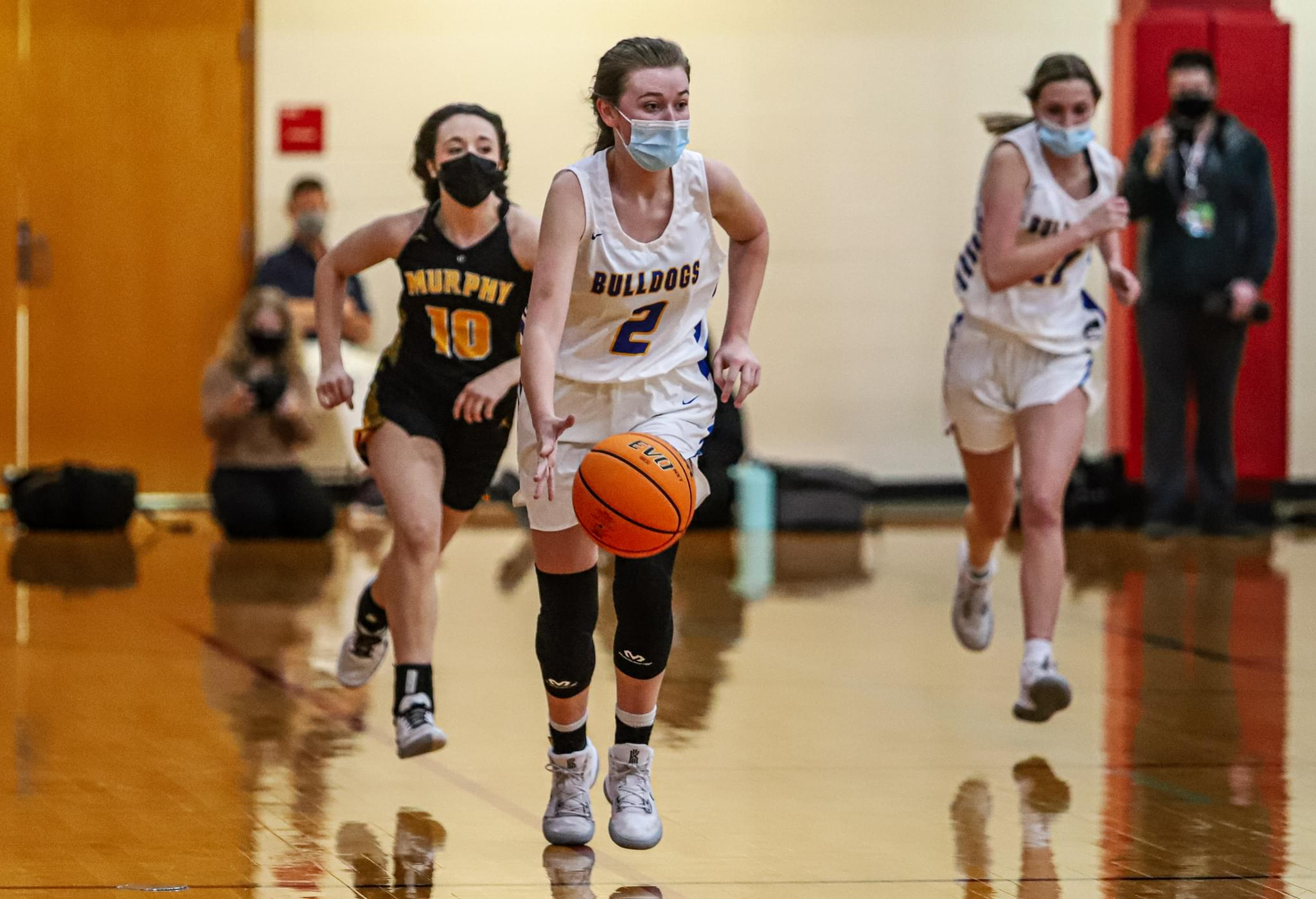 Girls Basketball: Murphy Wins 1A State Title Game Against Princeton (PHOTO GALLERY)