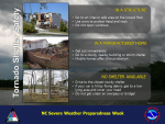 Severe Weather Preparedness Week: Staying Safe When Storms Strike