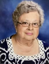 Peggy Ann Overman Denning