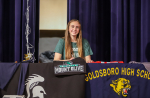 Goldsboro's Phillips Signs NLI To Play Volleyball At UMO
