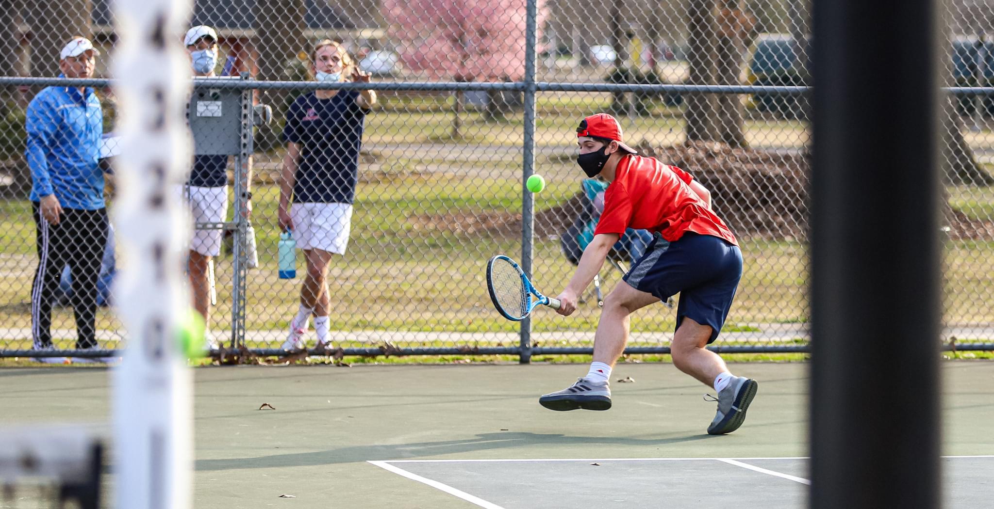 Boys Tennis: WCDS Wins Its Season Opener (PHOTO GALLERY)