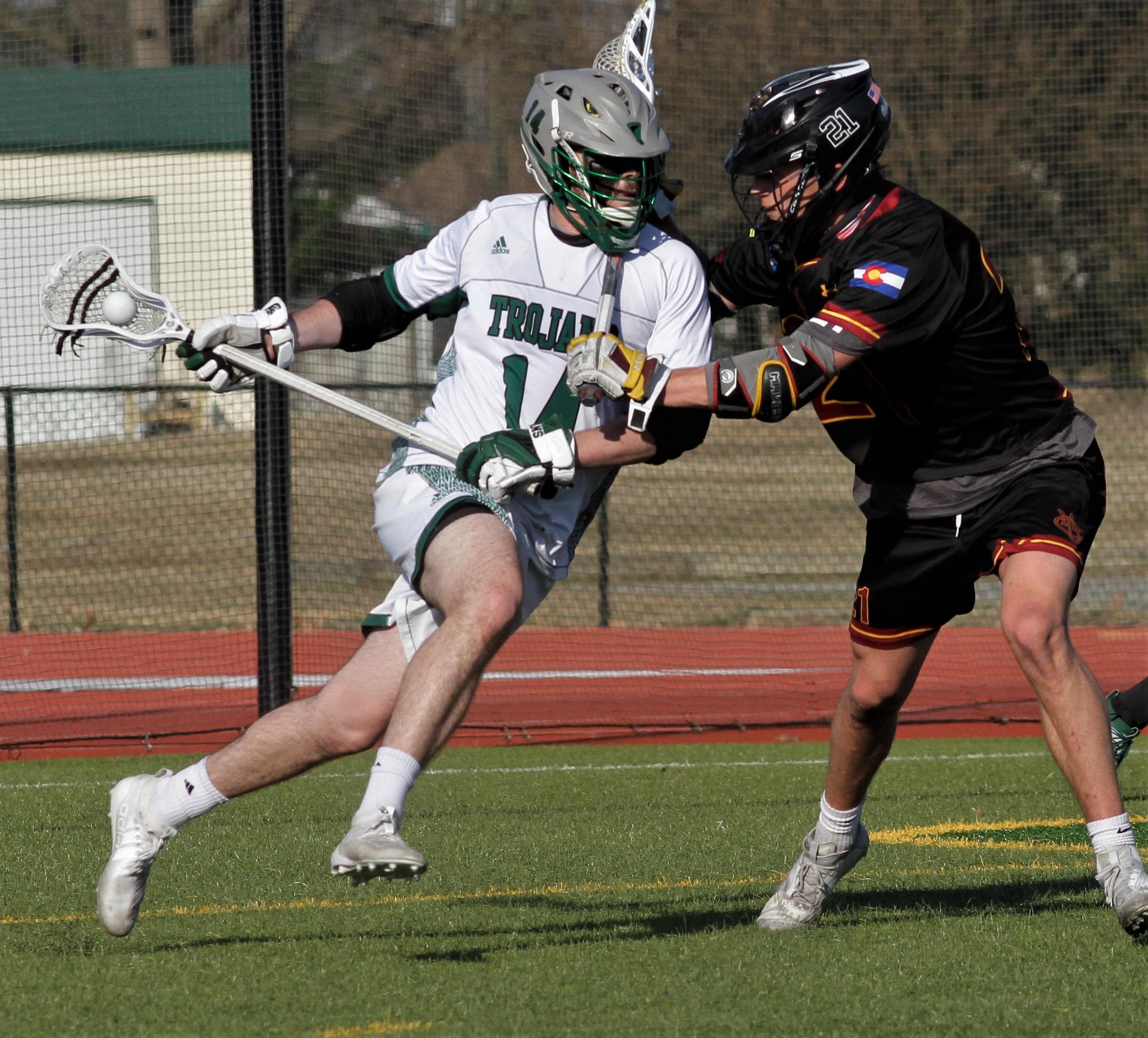 Men's Lacrosse: UMO Defeats Colorado Mesa University In OT (PHOTO GALLERY)