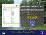 Severe Weather Preparedness Week: Make A Plan