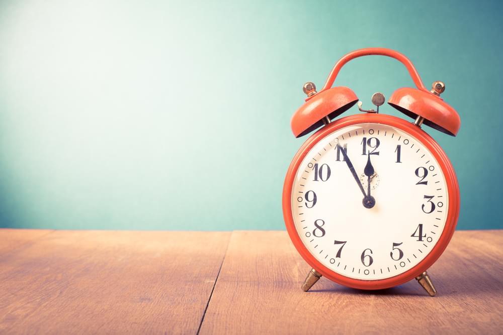 Daylight Saving Time Begins Sunday Morning