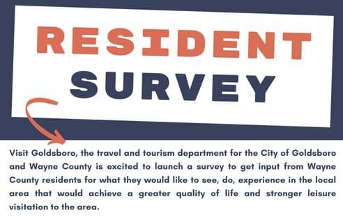 Visit Goldsboro Launches Resident Survey