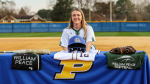 Princeton's Braswell Finally Gets To Sign Her NLI With William Peace