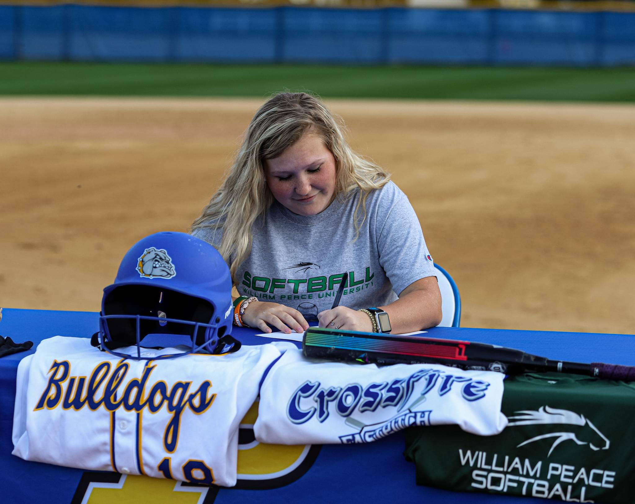 Princeton's Miller Headed To William Peace