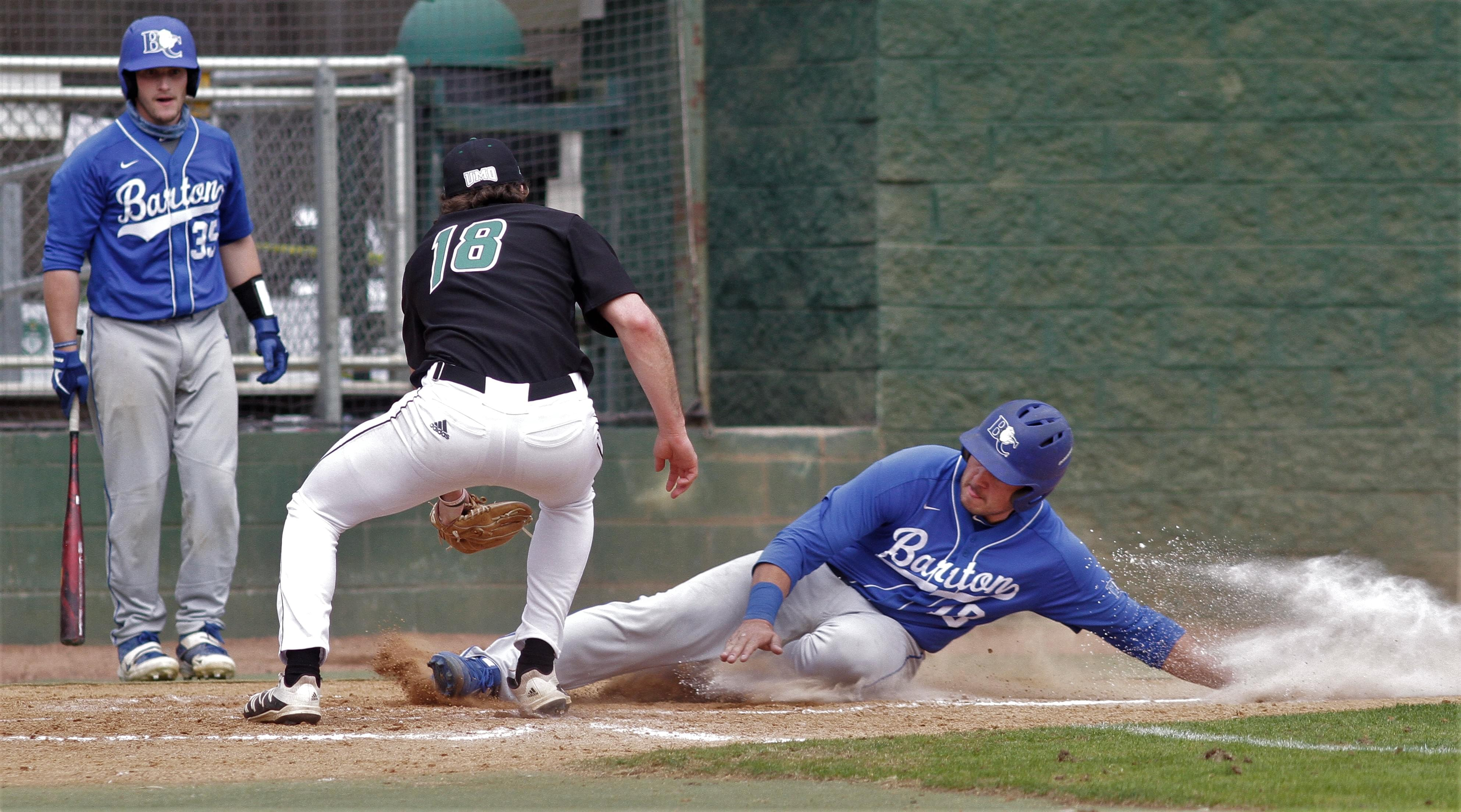 Baseball: Barton College At UMO (PHOTO GALLERY)
