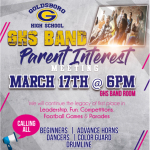 GHS Band To Hold Parent Interest Meeting