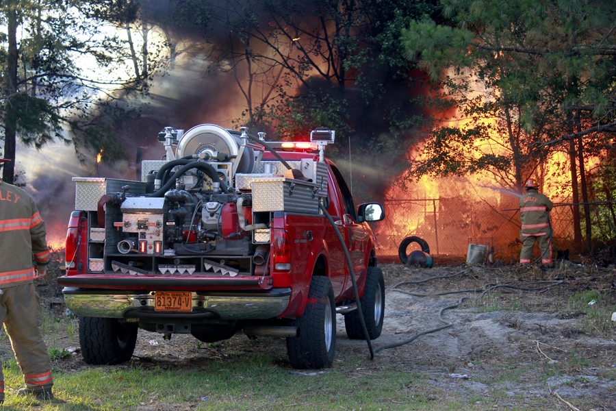 Officials Offer Proper Burning Tips Heading Into Spring