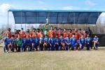 Wayne County United Soccer Club Wins Clover Cup