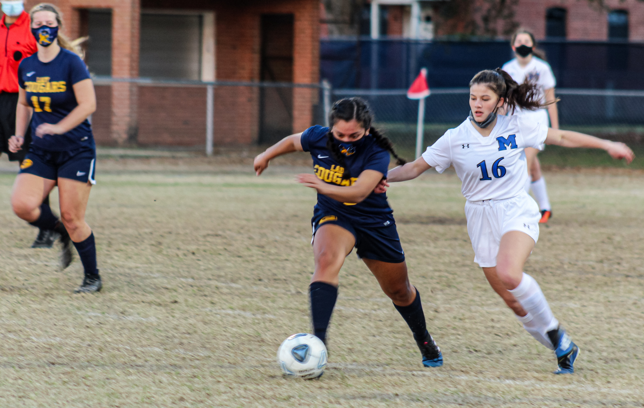 Girls Soccer: Goldsboro Shuts Out Midway