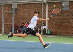 Boys Tennis: C.B. Aycock Faces Off Against J.H. Rose (PHOTO GALLERY)