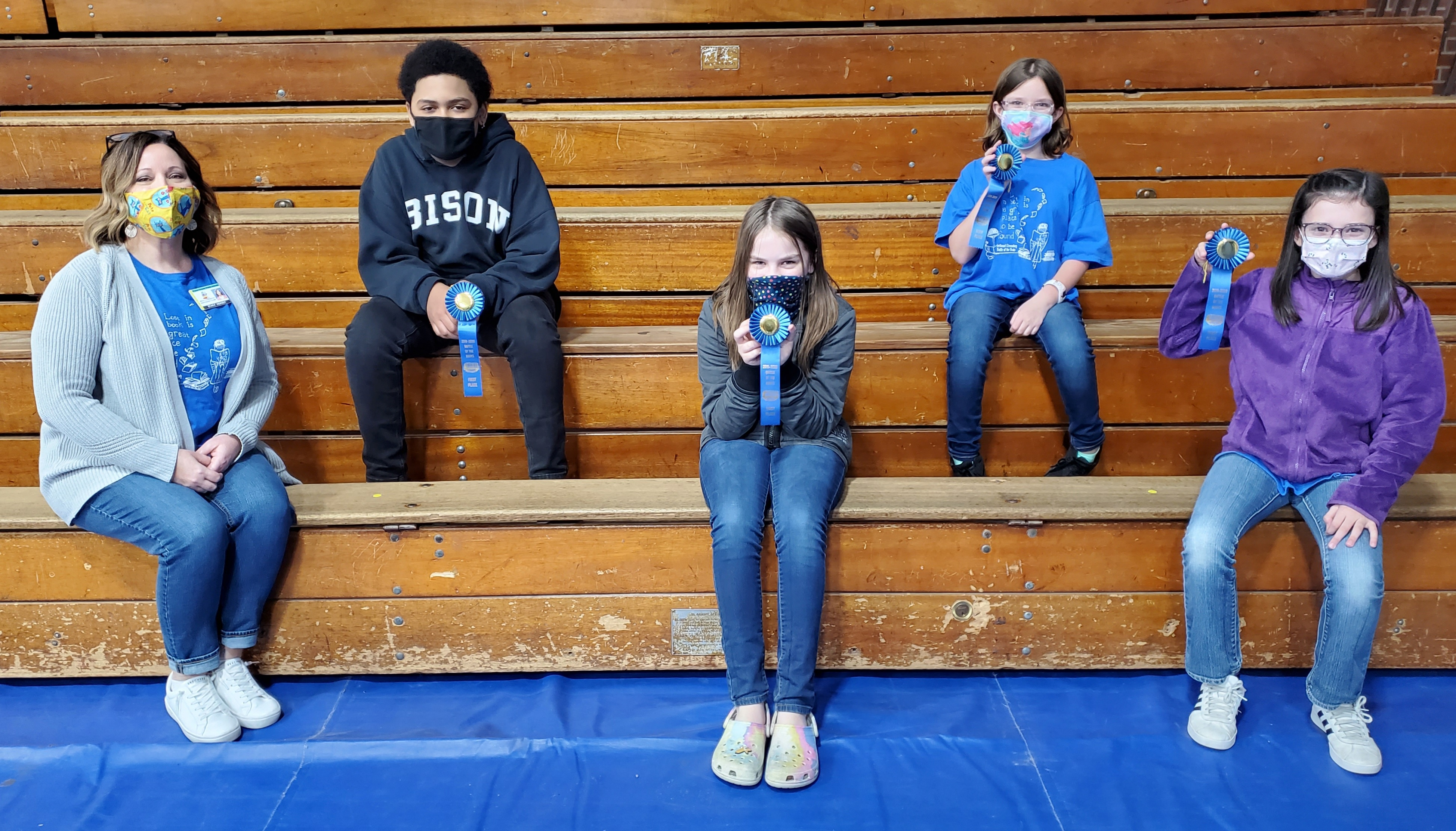 """Northeast Elementary wins """"Elementary Battle Of The Books"""""""