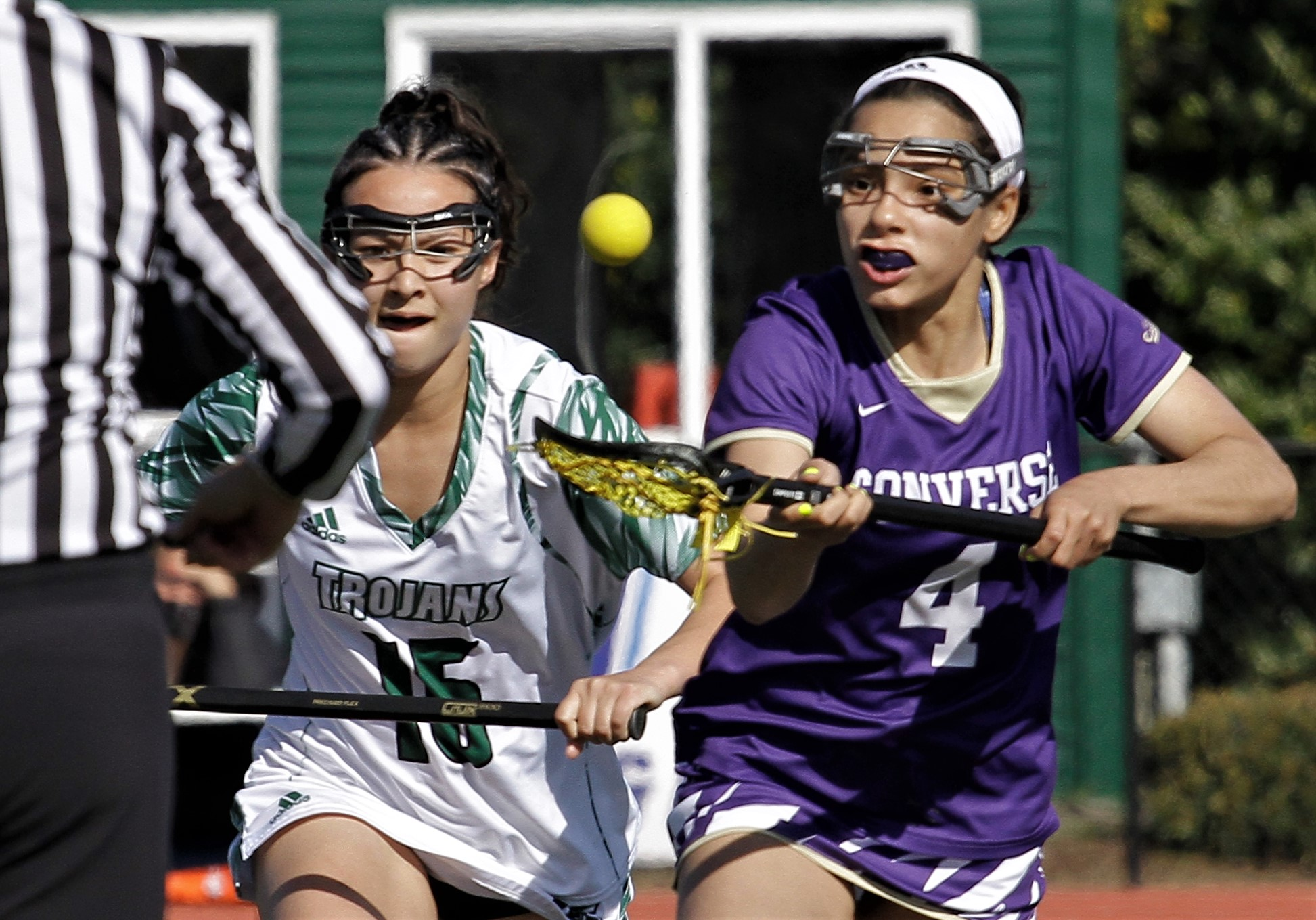 Women's LaCrosse: Converse College At UMO (PHOTO GALLERY)