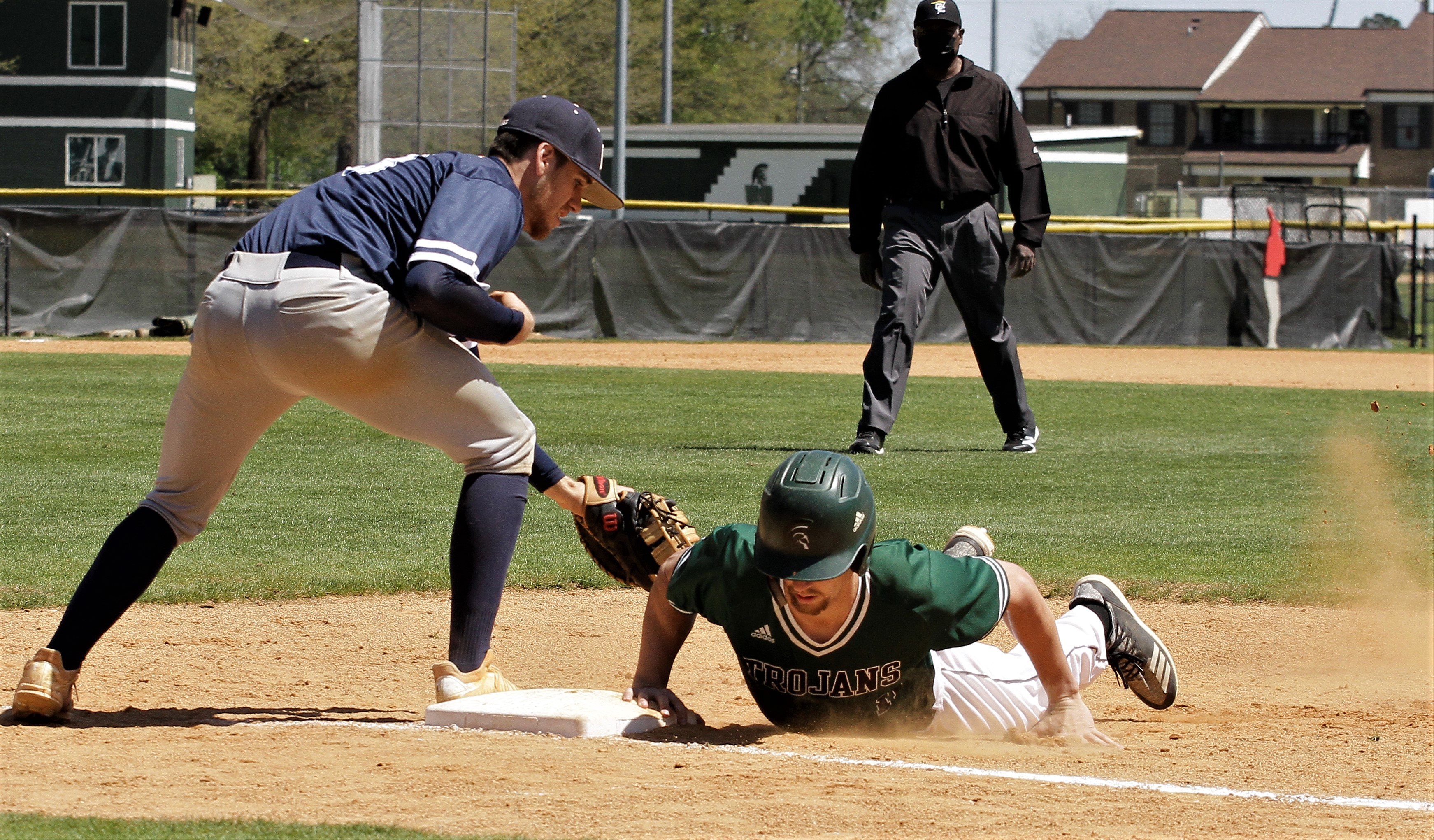 Baseball: Emmanuel College Vs. UMO (PHOTO GALLERY)