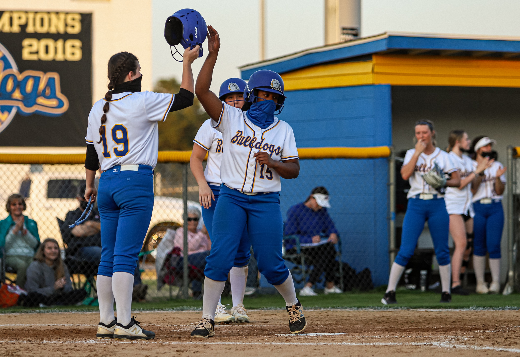 Softball: Princeton Takes Down Rosewood (PHOTO GALLERY)