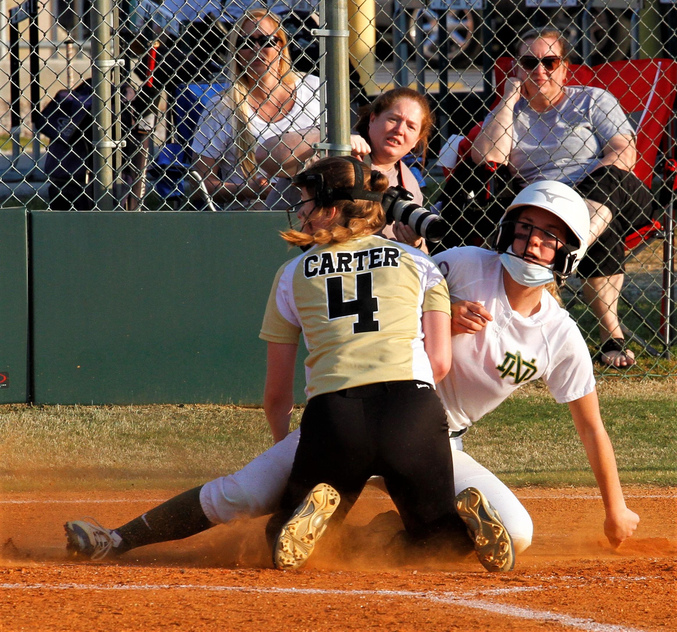 Softball: North Duplin Dominates Lakewood (PHOTO GALLERY)