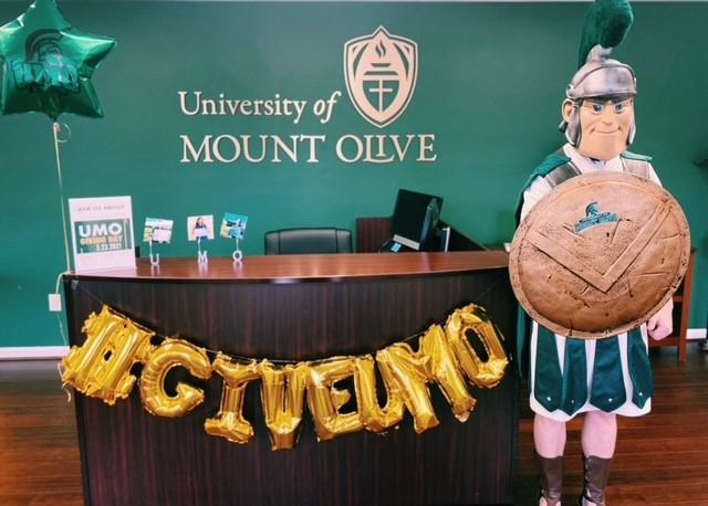 University Of Mount Olive Surpasses Giving Day Goal