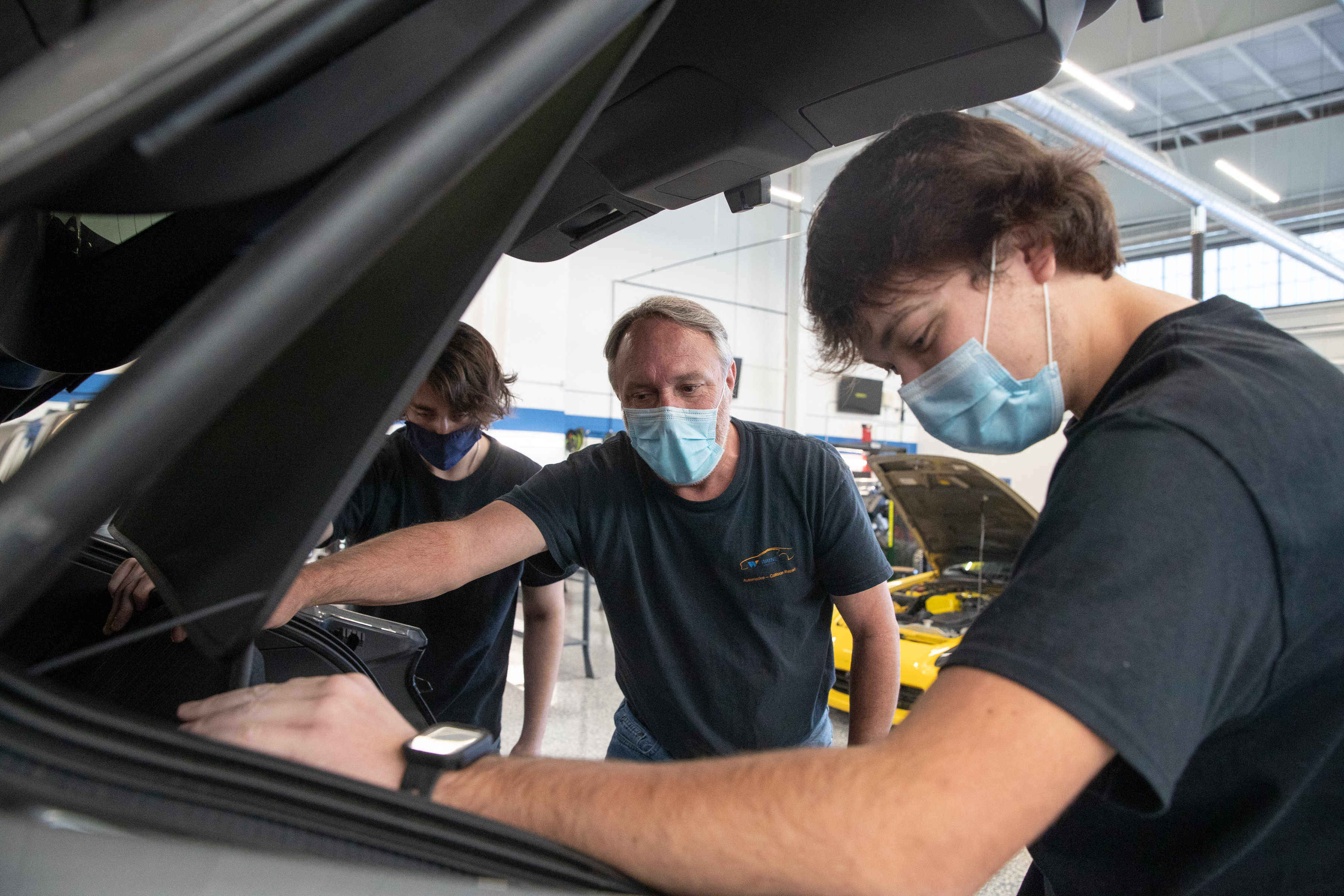 WCC Adding Ford To Its Automotive Training