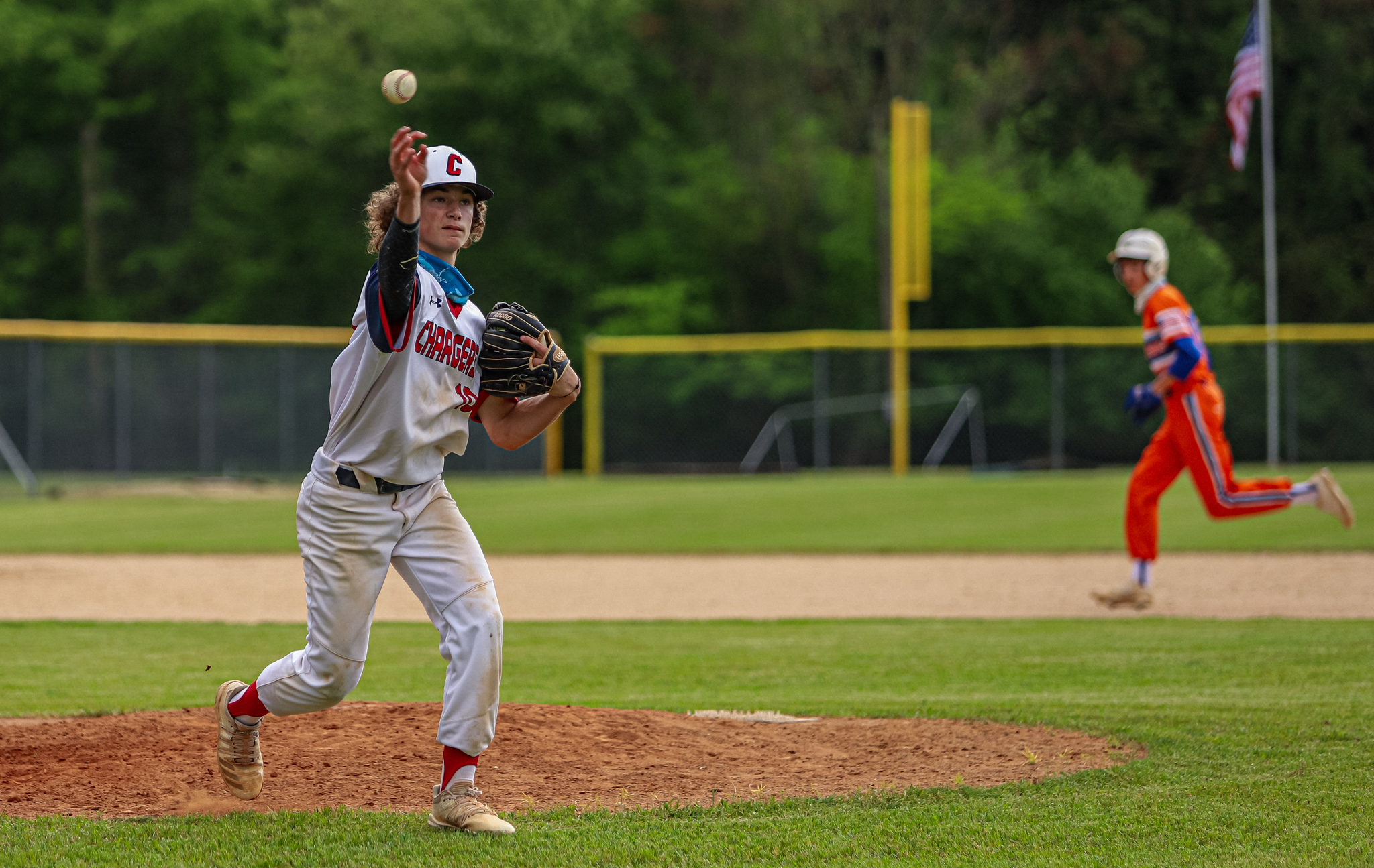 Baseball: WCDS Holds Off Kerr-Vance Academy (PHOTO GALLERY)