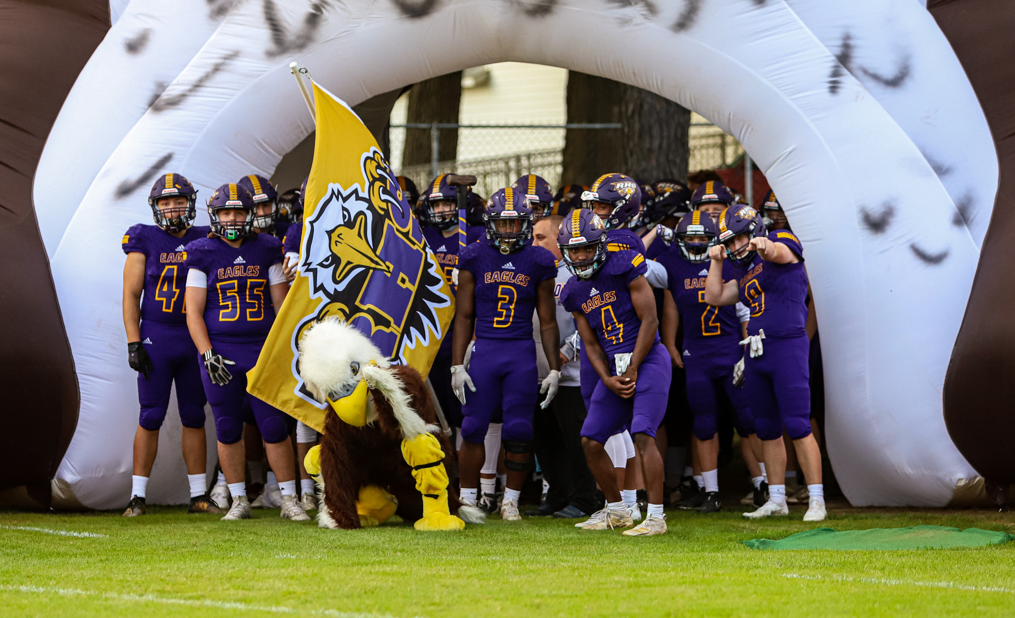 Football: Rosewood's Season Comes To An End (PHOTO GALLERY)