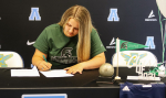 C.B. Aycock's Parrish Signs With UMO