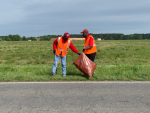 Litter Sweep Pushes Roadside Litter Collection Past 4 Million Pounds