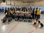 Drummers World Takes Over Center Street Thursday Evening