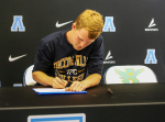 C.B. Aycock's McIver Signs NLI With Toccoa Falls College