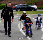 GPD's Bike Rodeo Teaches Safety (PHOTO GALLERY)