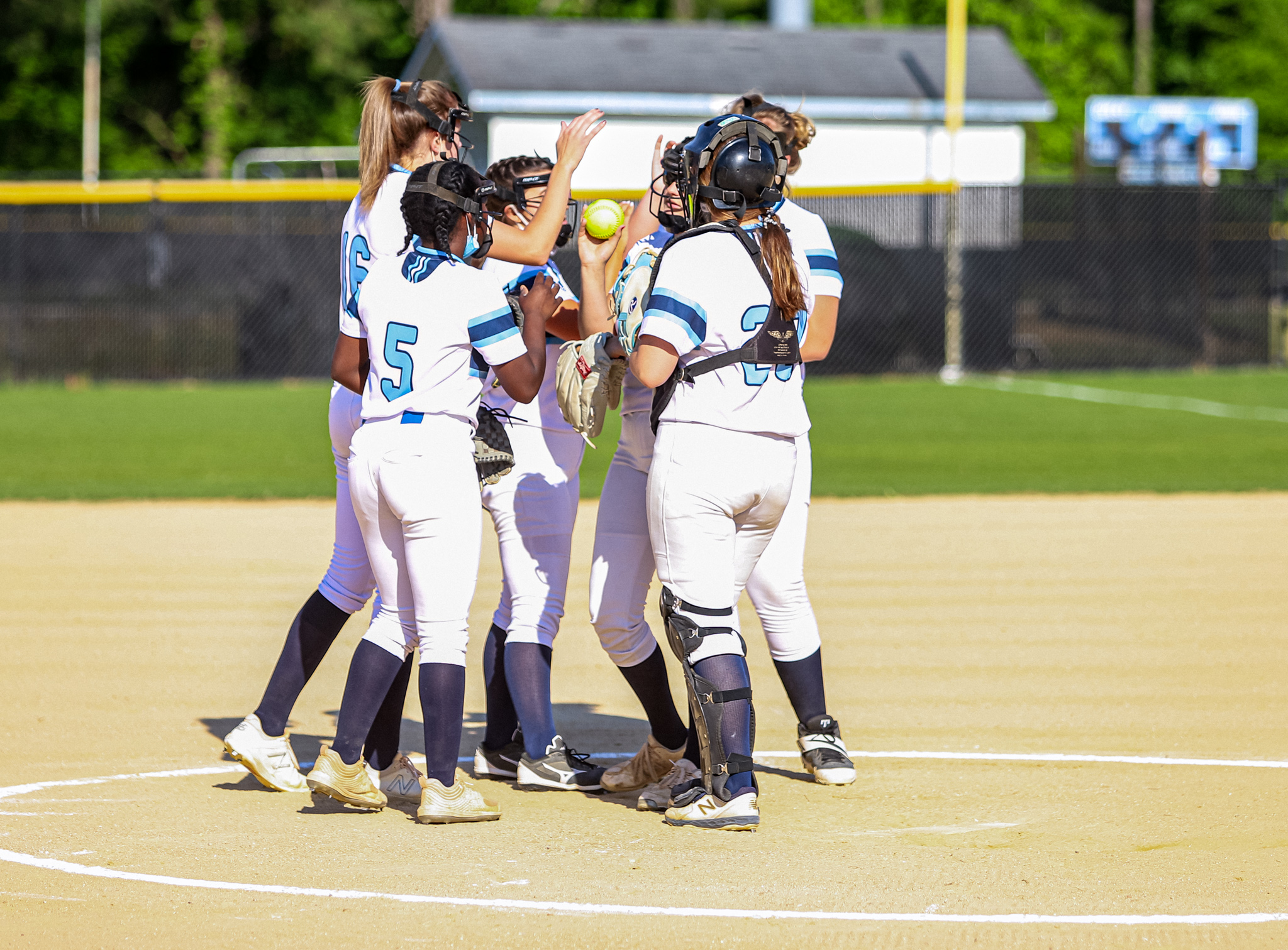 Softball: C.B. Aycock Comes Back To Beat South Central (PHOTO GALLERY)