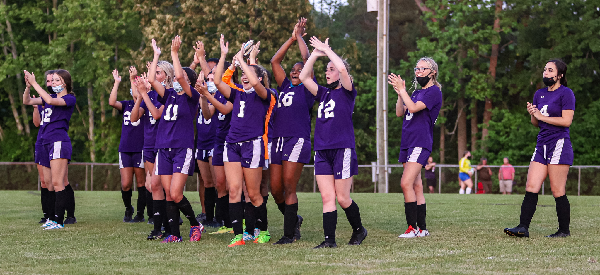 Girls Soccer: Rosewood Topples Princeton On Senior Night (PHOTO GALLERY)