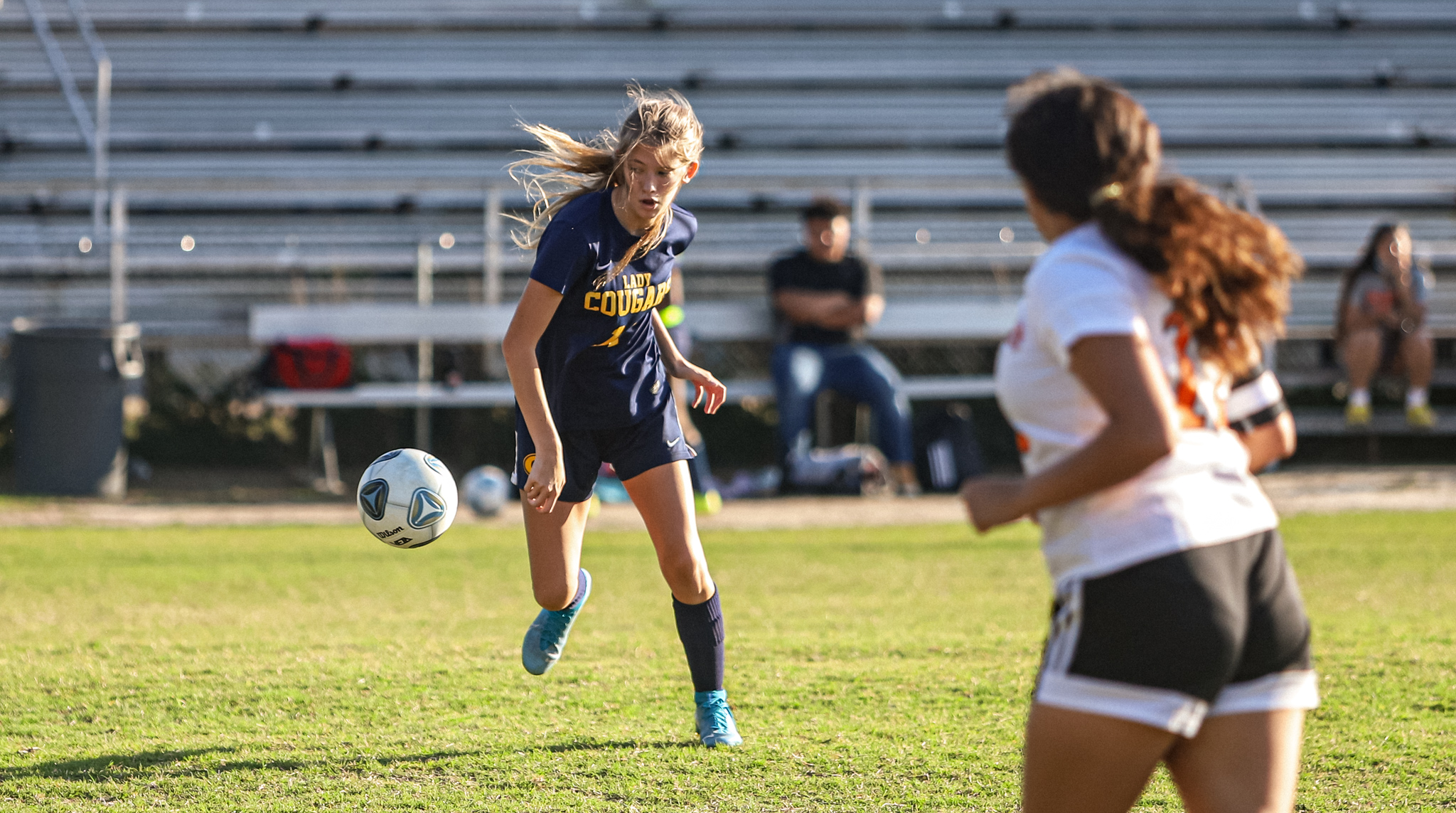 Girls Soccer: Goldsboro Dominates Wallace-Rose Hill On Senior Night (PHOTO GALLERY)