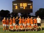 Wayne County United Soccer Club's U17 Boys Win 1st Division League Title