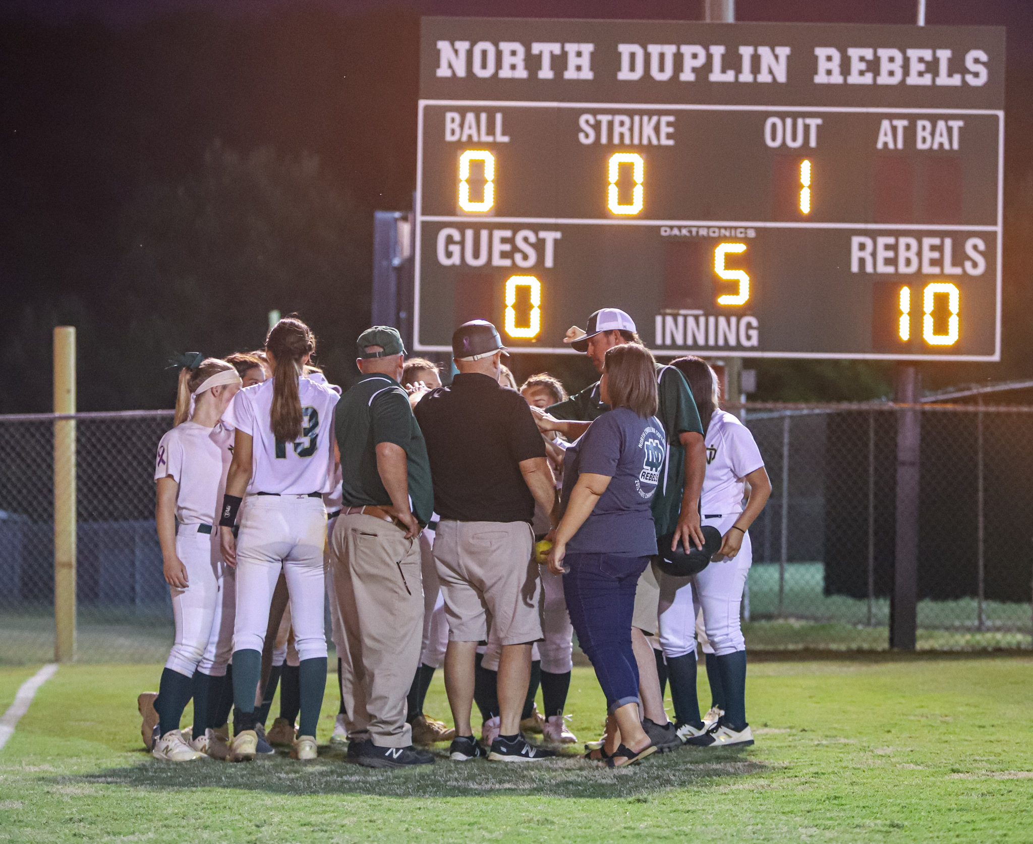 Softball: North Duplin Advances Into Second Round Of NCHSAA Playoffs (PHOTO GALLERY)