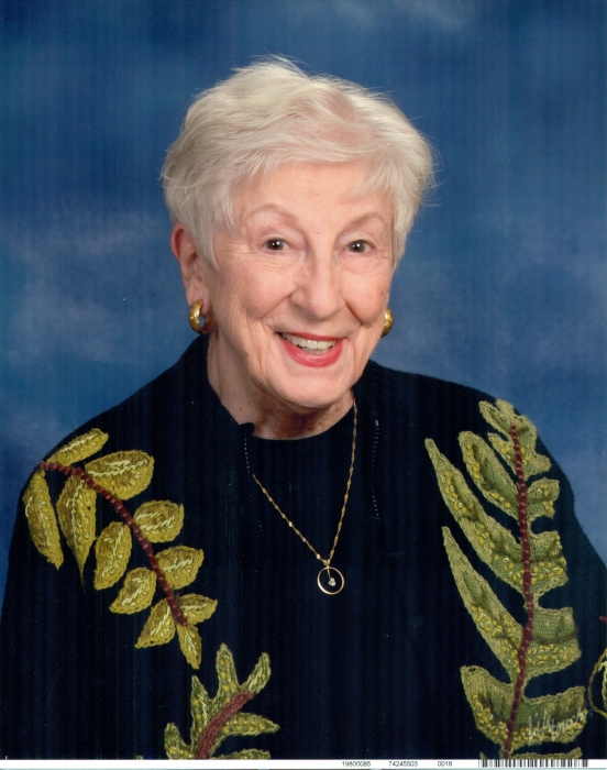 Ann Jacqueline Langston Futrelle