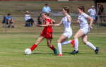 Girls' Soccer: WCDS' Season Comes To An End (PHOTO GALLERY)