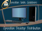 Operation Unite Goldsboro Distributes Free Computers Today