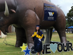 WCC Grads Safely Celebrate End Of The Semester (PHOTO GALLERY)