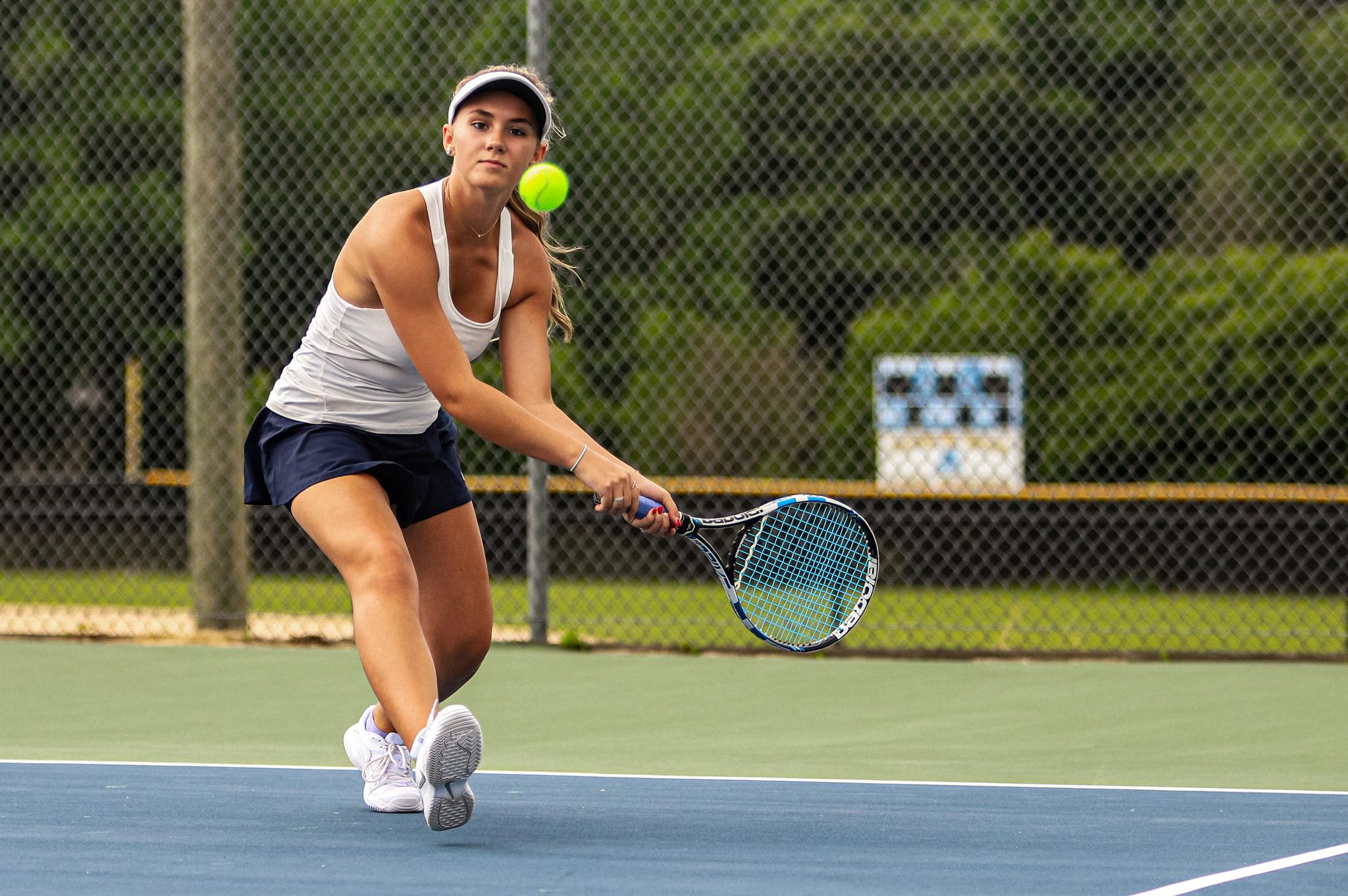 Girls Tennis: C.B. Aycock Defeats Greene Central (PHOTO GALLERY)