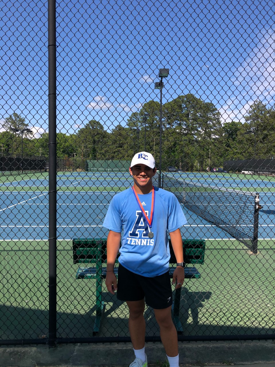 Boys Tennis: C.B. Aycock's Rodriquez Headed To State Tournament