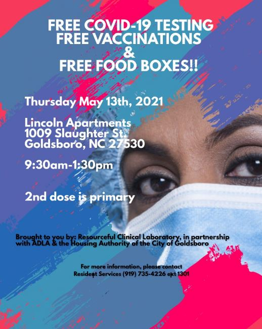 Lincoln Apartments Host Vaccine, Testing Event On Thursday