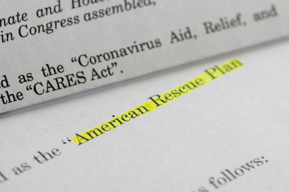 City Planning For $8.7 Million From The American Rescue Plan