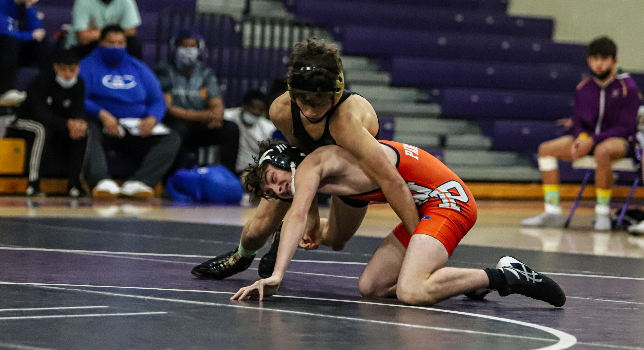 Wrestling: Rosewood Soars Over North Pitt And Greene Central (PHOTO GALLERY)
