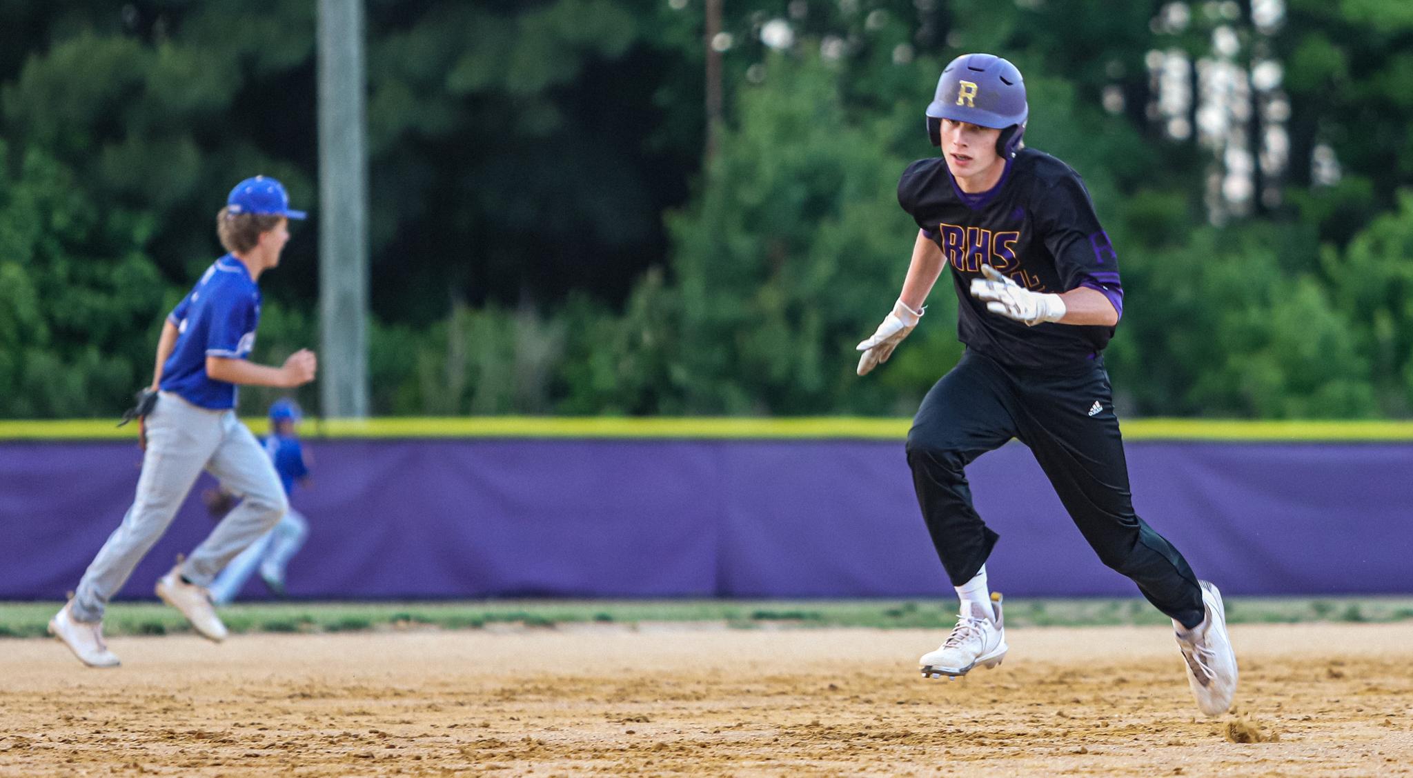 Baseball: Rosewood Turns Back Neuse Charter (PHOTO GALLERY)