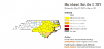"""Wayne, Surrounding Counties Listed As """"Abnormally Dry"""""""