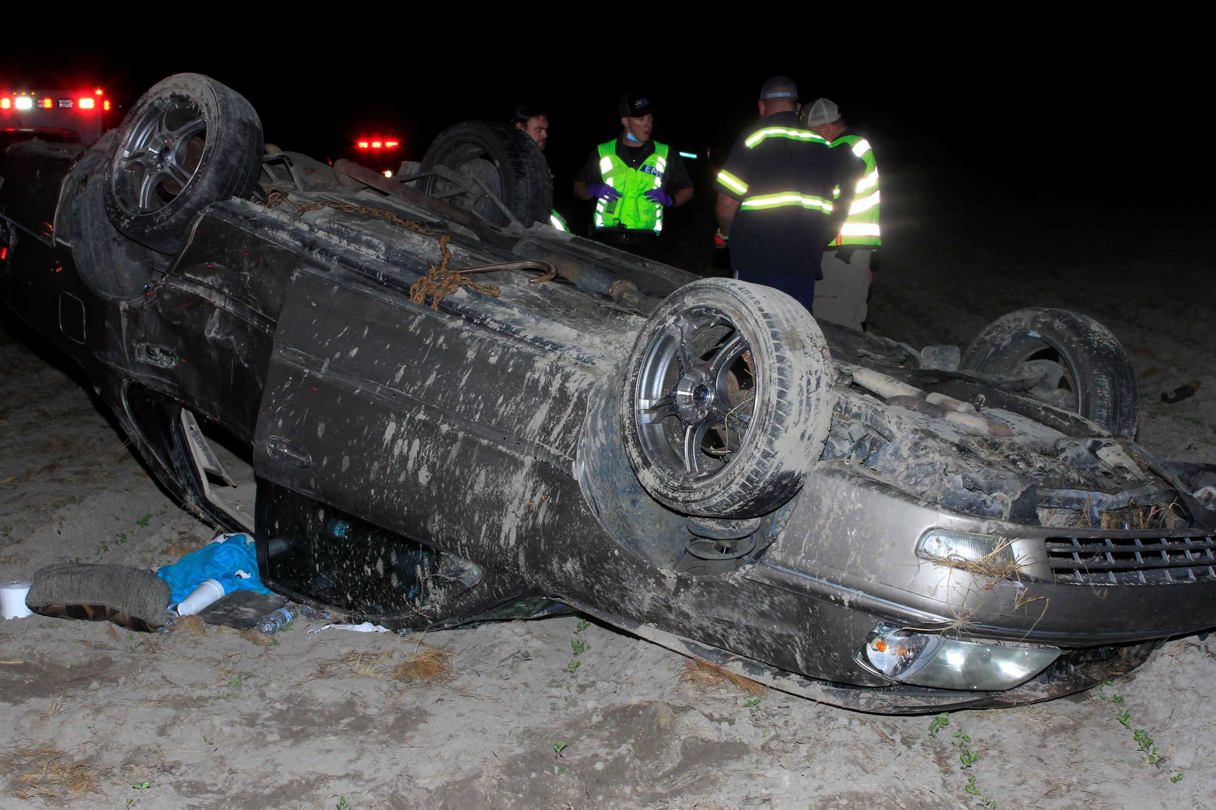 Driver Killed In Crash West Of Mount Olive