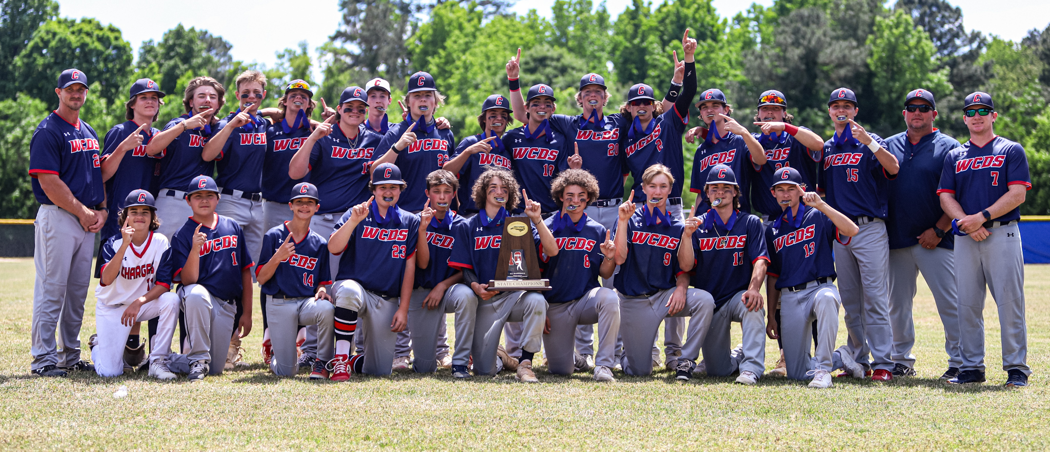 Baseball: WCDS Wins NCISAA 2A State Championship (PHOTO GALLERY)