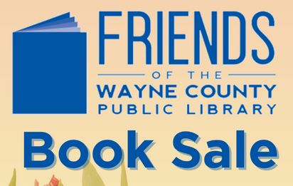 Wayne County Public Library Hosts Annual Book Sale